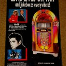 ELVIS PROMOTIONAL COUNTER TOP STAND UP