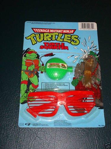 Teenage Mutant Ninja Turtle Squirter Sealed on Card