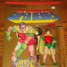 DC COMICS SUPERHEROES ROBIN SEALED!