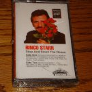 RINGO STARR STOP AND SMELL THE ROSES CASSETTE Sealed!