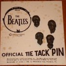 BEATLES OFFICIAL TIE TAC PENS  Nems Ent. 1964