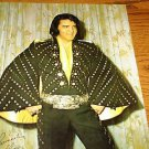 ELVIS  Colored Tour Photo  11 x 14 Inches