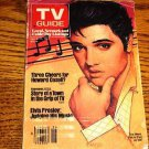 ELVIS  ON TV GUIDE Judging His Music 1983 Edition
