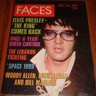 ELVIS MAGAZINE FACES December 30, 1975