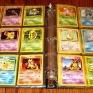 POKEMON CARDS 84 OF A SET OF 102
