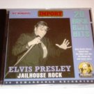 "ELVIS PRESLEY ""20 Rock & Roll Hits""  IMPORT CD SEALED !"