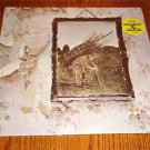 LED ZEPPELIN IV LP STILL FACTORY SEALED WITH STICKER