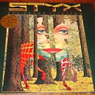 STYX THE GRAND ILLUSION SPECIAL EDITION GOLD COLORED VINYL LP STILL IN SHRINK