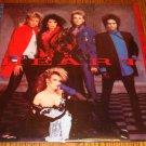 HEART HEART ORIGINAL LP STILL SEALED!  1985
