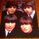 THE BEATLES 8 X 10 COLORED PHOTO