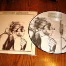 ROBERT PALMER Original Picture Disc LP  SECRETS