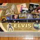 ELVIS MATCHBOX COLLECTIBLE HEARTBREAK HOTEL TRUCK