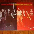 LYNYRD SKYNYRD GIMME BACK MY BULLETS ORIGINAL LP STILL SEALED!