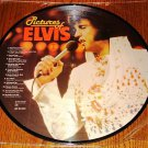 ELVIS PICTURE DISC LP ALOHA FROM HAWAII
