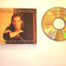 MICHAEL BOLTON TIME LOVE & TENDERNESS CD  MINT !