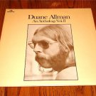 DUANE ALLMAN AN ANTHOLOGY Vol. 2 ORIGINAL 2-RECORD SET