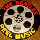 Beatles REEL MUSIC PROMO PROMOTIONAL DISC 1982 Capitol