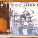 R.E.M. DOCUMENT ORIGINAL CD  1987