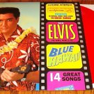 ELVIS BLUE HAWAII RED COLORED VINYL 180 GRAM MINT!  LSP-2426