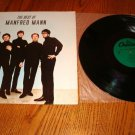 MANFRED MAN THE BEST OF LP