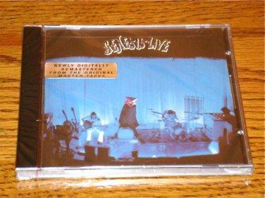 GENESIS LIVE CD STILL SEALED!
