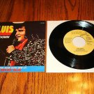 ELVIS Way Down / Pledging My Love Pic Sleeve & 45 rpm