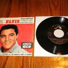 ELVIS One Broken Heart For Sale Picture Sleeve & 45rpm