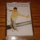 PAUL McCARTNEY PIPES OF PEACE CASSETTE