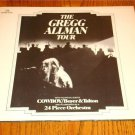 GREG ALLMAN THE GREG ALLMAN TOUR ORIGINAL 2-LP SET