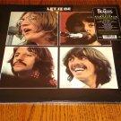 BEATLES LET IT BE REMASTERED 180 GRAM VINYL APPLE LP  SEALED !