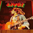 BOB MARLEY & THE WAILERS LIVE at the Lyceum LP