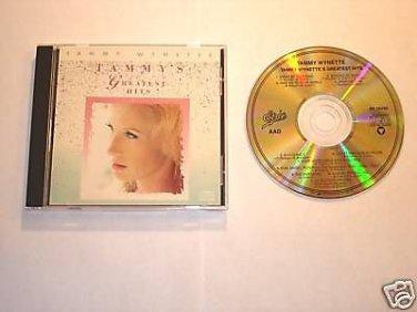 TAMMY WYNETTE GREATEST HTS CD
