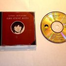 LINDA RONSTADT Greatest Hits CD   Mint !  Made In Japan
