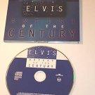 ELVIS ARTIST OF THE CENTURY SAMPLER CD  MINT !