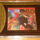 SANTANA ABRAXAS MFSL 24-KARAT GOLD CD Sealed