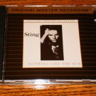STING NOTHING LIKE THE SUN MFSL 24-KARAT GOLD CD MINT !  Japan
