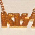 KISS NECKLACE ORIGINAL 1978 AUCOIN