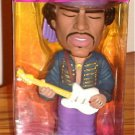 JIMI HENDRIX ROCK LEGENDS WACKY WOBBLER BOBBLE HEAD PURPLE HAZE SEALED IN BOX!