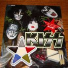 KISS OFFICIAL MAKEUP KIT FOR THE KISS ARMY Sealed !