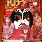 KISS GENE SIMMONS HALLOWEEN COSTUME IN BOX 1978