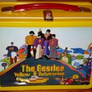 THE BEATLES YELLOW SUBMARINE LUNCHBOX NEW!