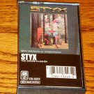 STYX THE GRAND ILLUSION  CASSETTE
