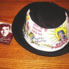 ELVIS PRESLEY ORIGINAL 1956 HAT with TAG
