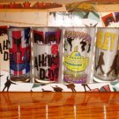BEATLES SHOOTERS SET OF FOUR 2 OUNCE GLASSES NEW IN BOX