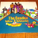 THE BEATLES YELLOW SUBMARINE APPLE LABEL LP Made in Japan