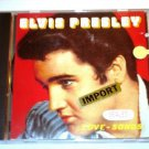 ELVIS PRESLEY LOVE SONGS  Import    Sealed !
