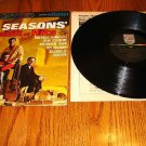 THE 4 SEASONS Gold Vault of Hits ORIGINAL  LP