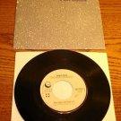JohnLennon Walking On Thin Ice Picture Sleeve & 45 rpm