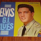 ELVIS In G.I. BLUES RED COLORED VINYL LP SEALED! 180 Gram