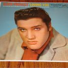 ELVIS PRESLEY LOVING YOU RED COLORED VINYL LP SEALED! 180-GRAM